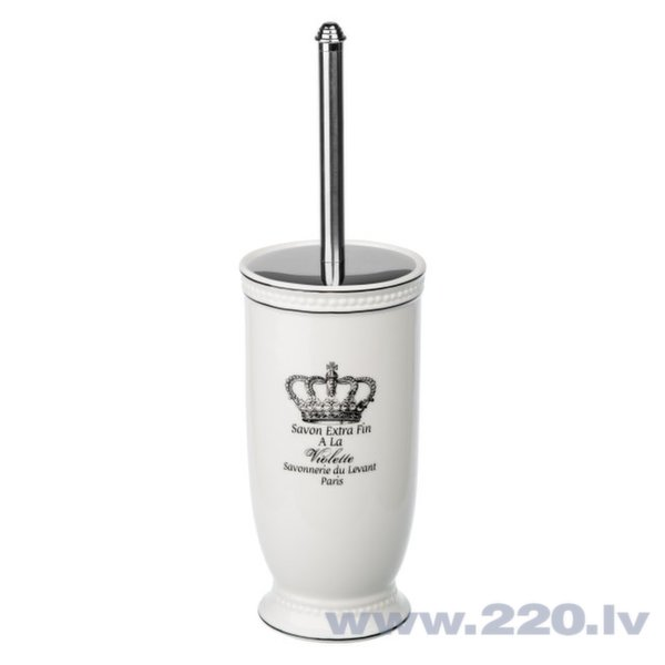 Retro stila tualetes birste cena un informācija | Vannas istabas aksesuāri | 220.lv