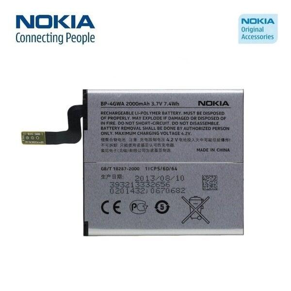 Nokia BP-4GWA Оригинальный аккумулятор Lumia 625 720 Li-Ion 2000mAh (M-S Blister)