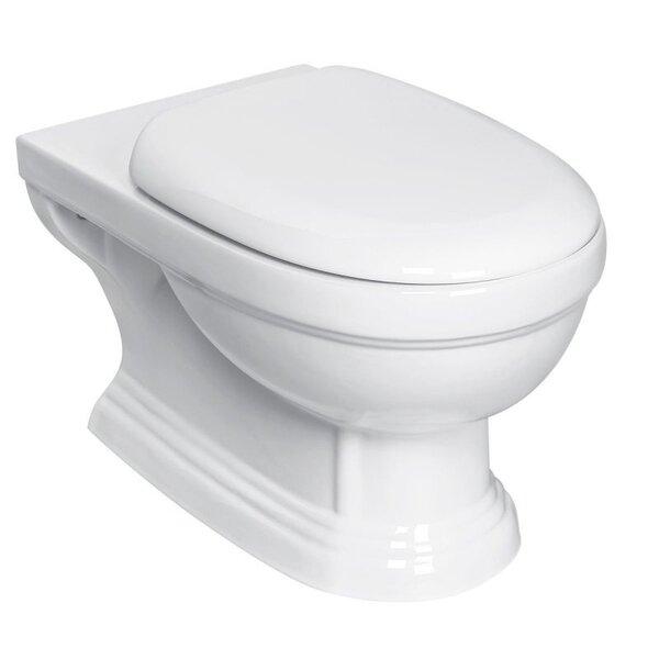Tualetes pods Kerra Retro KR 16 ar vāku cena un informācija | Stiprināmi pie sienas | 220.lv