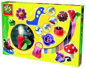 SES Creative Sveču izgatavošanas komplekts 00977 cena un informācija | Rotaļlietas un spēles no 3 gadiem | 220.lv