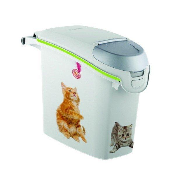 Dzīvnieku pārtikas kaste Curver, 15 L cena un informācija | Bļodas, kastes pārtikas | 220.lv