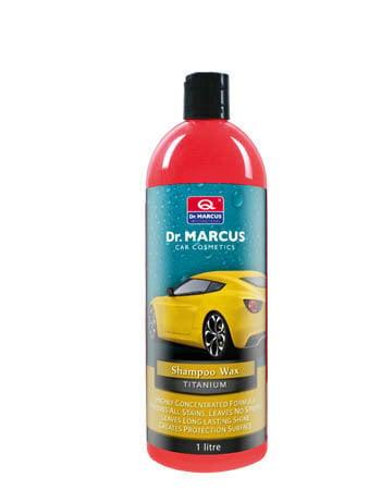 Šampūns ar vasku auto Dr. Marcus 1L cena un informācija | Auto kopšanas līdzekļi | 220.lv