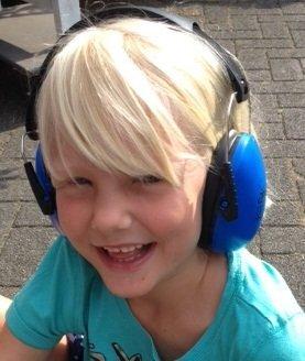 Jippie's trokšņus slāpējošas austiņas bērniem, zilas cena un informācija | Aizsargi darbam | 220.lv