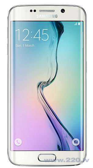 Samsung G925 Galaxy S6 Edge 32GB White Pearl (Белый) цена и информация | Mobilie telefoni | 220.lv