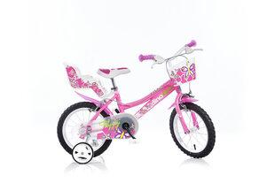 "Bērnu velosipēds Dino Bikes 14"" (146R) cena un informācija | Bērnu velosipēds Dino Bikes 14"" (146R) | 220.lv"
