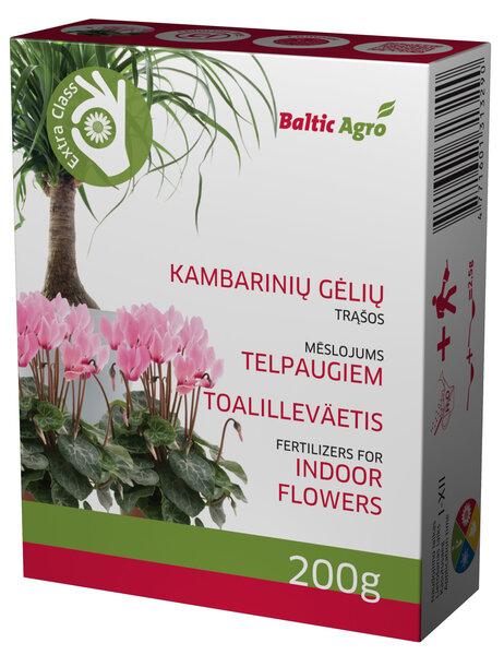Baltic Agro Telpaugu mēslojums, 200 g cena un informācija | Mēslojumi | 220.lv