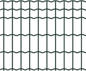 Забор Argi Fence 100mm x 50mm x 25m x 1m цена и информация | Металлические заборы | 220.lv