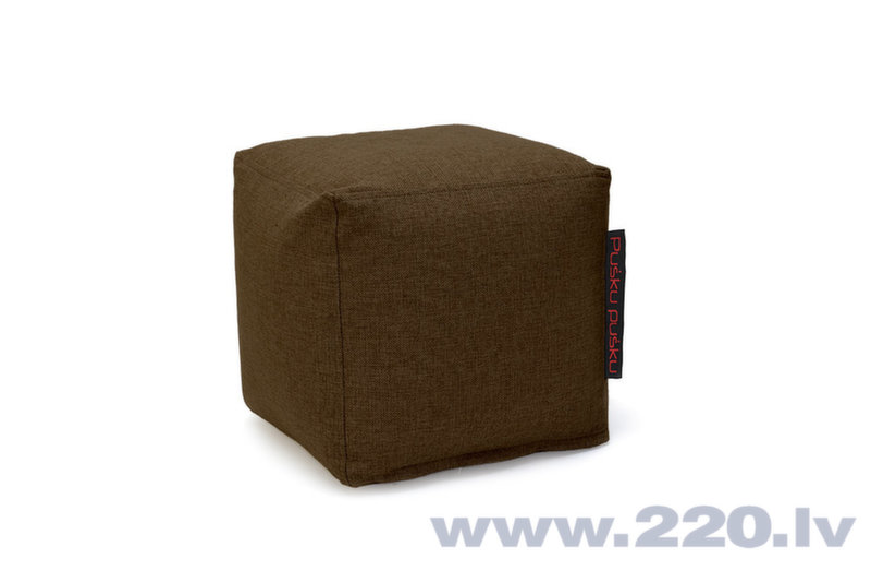 Sēžammaiss Up! Home Dark Cinnamon cena un informācija | Sēžammaisi, pufi | 220.lv