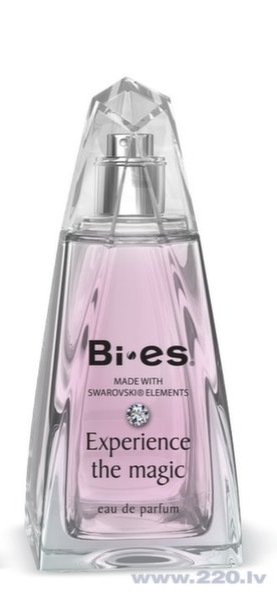 Парфюмированная вода Bi-es Experience The Magic edp 100 мл цена и информация | Sieviešu smaržas | 220.lv