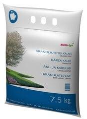 Baltic Agro Dārza kaļķis, 7.5 kg cena un informācija | Baltic Agro Dārza kaļķis, 7.5 kg | 220.lv