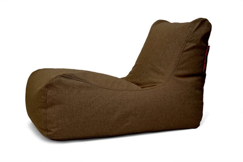 Мешок для сидения Lounge Home Dark Cinnamon цена и информация | Sēžammaisi, pufi | 220.lv