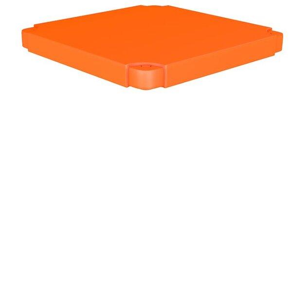 Chillafish BOXTOP vāks multifunkcionālai rotaļu kastei, oranža/sarkana cena un informācija | Lomu spēles | 220.lv