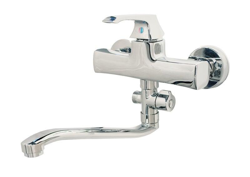 Vannas jaucējkrāns Momali Belinda cena un informācija | Vannas | 220.lv