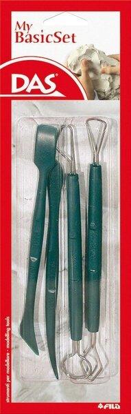 Instrumenti modelēšanai Fila Das 067 700, 4 gab. cena un informācija | Kancelejas preces | 220.lv