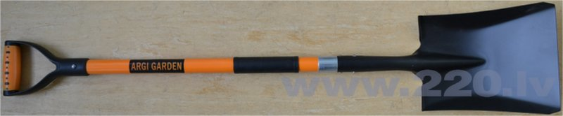 Лопата, стекловолокно цена и информация | Dārza instrumenti | 220.lv
