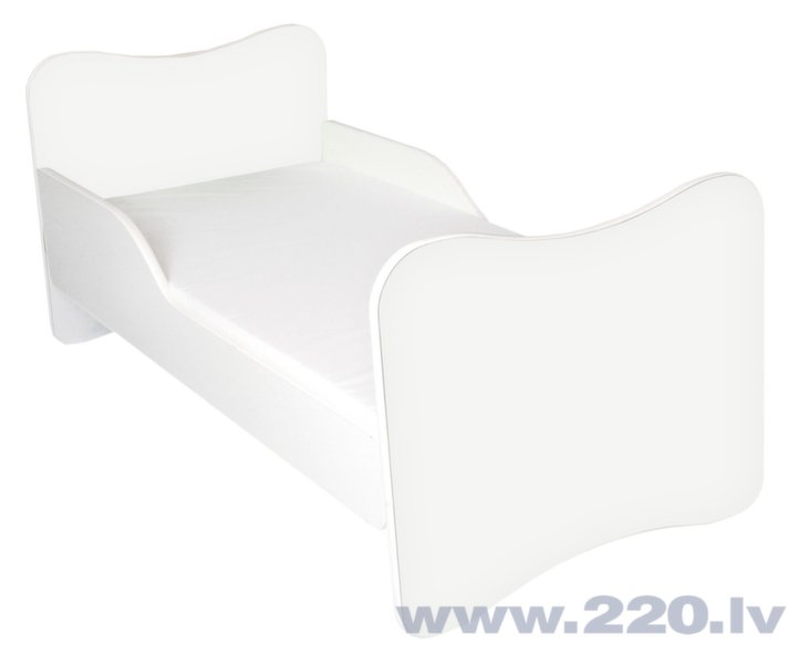 Gulta ar matraci AMI B, 140x70cm cena un informācija | Bērnu istabas mēbeles | 220.lv