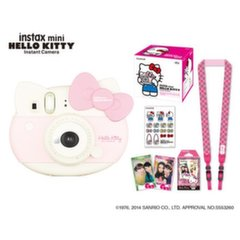 Fujifilm Instax Mini Hello Kitty + Instax mini glossy fotopapīrs (10 gab.)