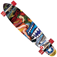 Skrituļdēlis Spokey Longboard Pin-up 2