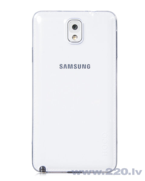 HOCO HS-L098 Samsung N910 Galaxy Note 4 Light Series TPU White цена и информация | Maciņi, somiņas | 220.lv