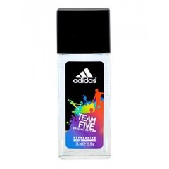 Dezodorants Adidas Team Five 75 ml