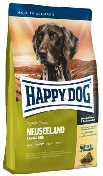 Sausā barība HAPPY DOG NEUSEELAND cena un informācija | Sausā barība suņiem | 220.lv
