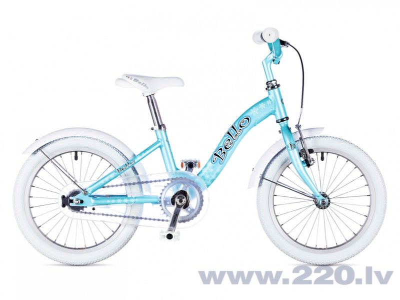 Bērnu velosipēds Author Bello cena un informācija | Velosipēdi | 220.lv