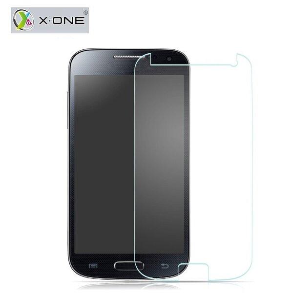 X-One Pro HD Tempered Galss Качества Samsung i9500 Galaxy S4 защитная пленка 9H Глянцевая цена и информация | Ekrāna aizsargplēves | 220.lv
