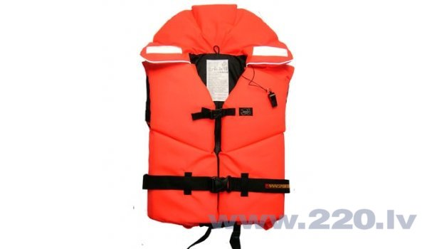 Jūras glābšanas veste 90 - 110 kg cena un informācija | Laivas, to piederumi | 220.lv