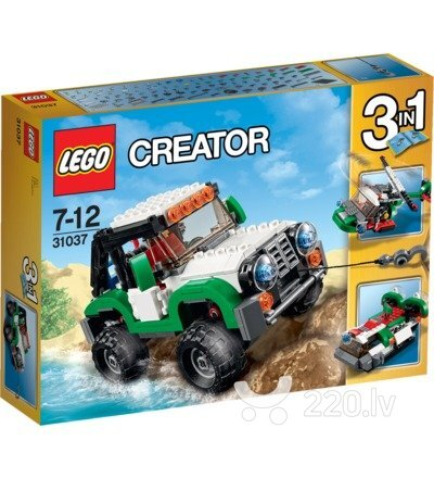 Konstruktors Lego Creator Adventure Vehicles 31037 цена и информация | LEGO | 220.lv