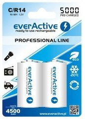 "Baterijas everActive C ""Ready to Use"""
