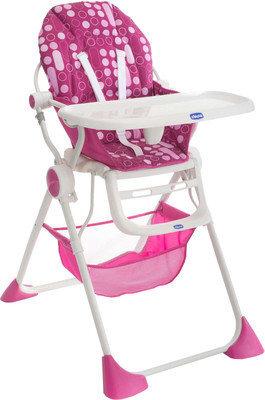 Barošanas krēsls Chicco Pocket Lunch Pink cena un informācija | Barošanas krēsli | 220.lv