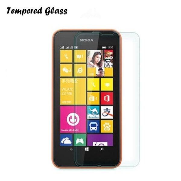 Tempered Glass Extreeme Shock Aizsargplēve-stikls Microsoft 435 Lumia (EU Blister) cena un informācija | Ekrāna aizsargplēves | 220.lv