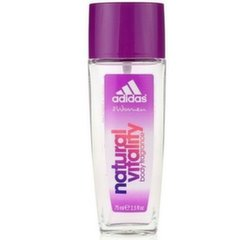 Dezodorants Adidas Natural Vitality 75 ml
