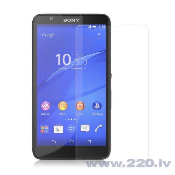BlueStar Sony E2104 E2105 Xperia E4 ekrāna aizsargplēve Glancēta cena un informācija | Ekrāna aizsargplēves | 220.lv