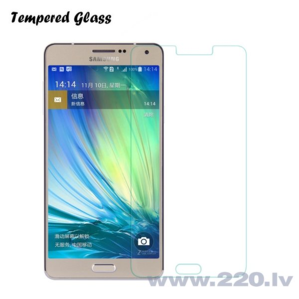 Tempered Glass Extreeme Shock Защитная пленка-стекло Samsung A800 Galaxy A8 (EU Blister) цена и информация | Ekrāna aizsargplēves | 220.lv
