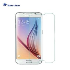 BS Tempered Glass 9H Extra Shock Aizsargplēve-stikls Samsung G925 Galaxy S6 Edge (EU Blister)