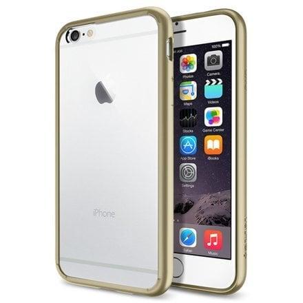 Чехол Spigen Ultra Hybrid для телефона Apple iPhone 6 , Золотой цена и информация | Maciņi, somiņas | 220.lv