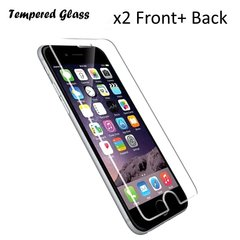 Tempered Glass Extreeme Shock Aizsargplēve-stikls Apple iPhone 6 4.7inch Priekša+ Aizmugure 2gab. (EU Blister)
