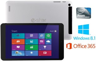 eSTAR GEMINI IPS Intel 8""