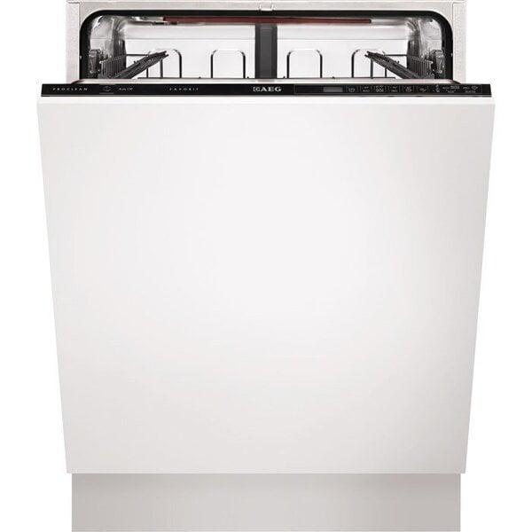 AEG F55602VI0P цена и информация | Trauku mazgājamās mašīnas | 220.lv