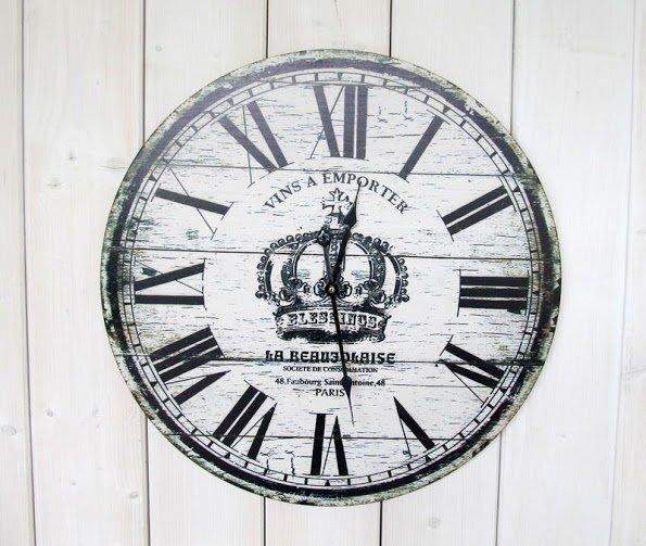 Sienas pulkstenis Vins a Emporter cena un informācija | Pulksteņi | 220.lv