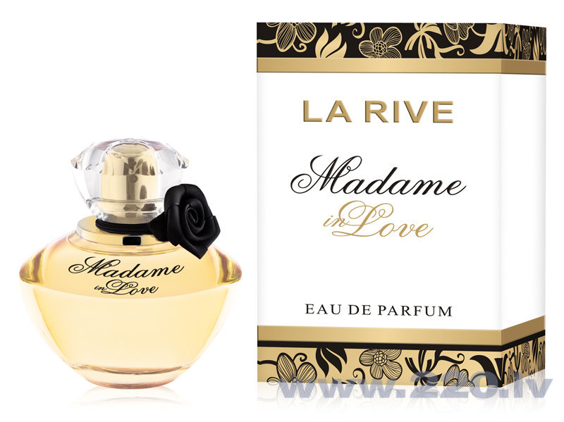 Parfimērijas ūdens La Rive Madame In Love edp 90 ml cena