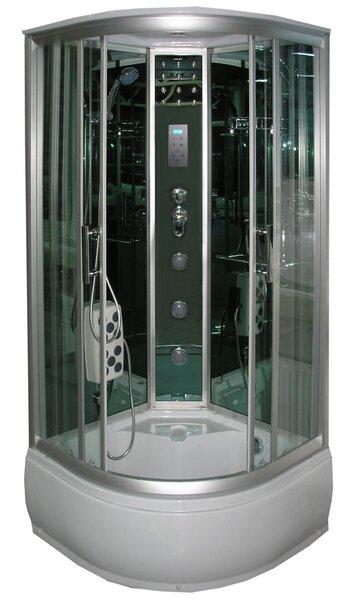 Masāžas dušas kabīne K401T cena un informācija | Masāžas kabīnes | 220.lv