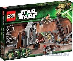 Конструктор Lego Star Wars Duel on Geonosis 75017 цена и информация | LEGO | 220.lv