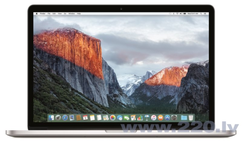 "Apple MacBook Pro 15.4"" Retina MJLT2SWE (Early 2015)  цена и информация 