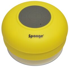 Sponge Drop Bluetooth Dzeltens