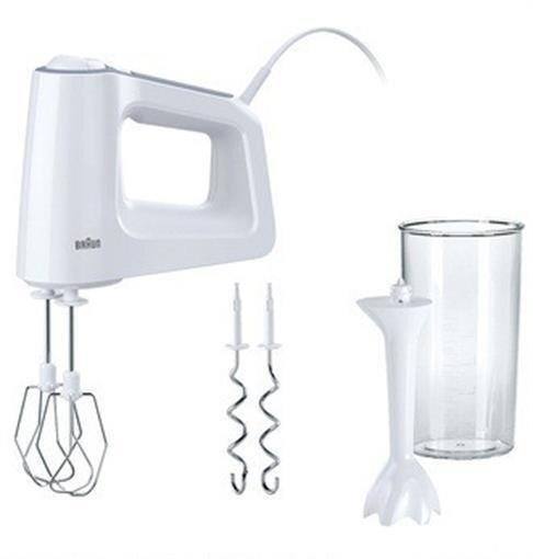 Braun HM3105WH цена и информация | Mikseri | 220.lv