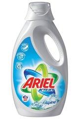 Ariel mazgāšanas šķidrums Alpine, 1.75 l cena un informācija | Mazgāšanas līdzekļi | 220.lv