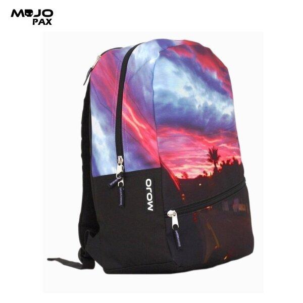 "Mugursoma Mojo ""Malibu"" Multi Krāsu cena un informācija | Mugursomas | 220.lv"