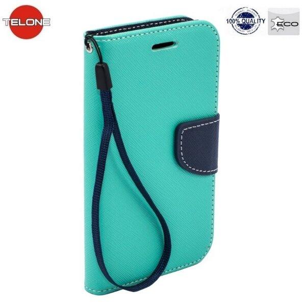 Чехол-книжка Telone Fancy Diary Bookstand для телефона LG Joy (H220), Голубой цена и информация | Maciņi, somiņas | 220.lv